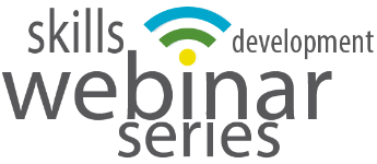 Skills Development Webinar Series - 2021